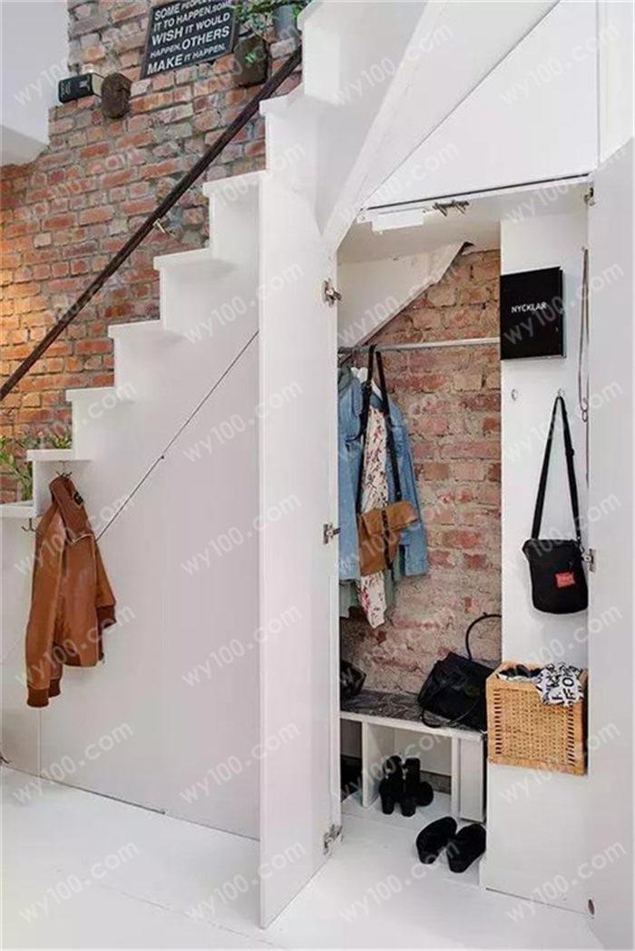 楼梯间底下怎么利用会比较合理