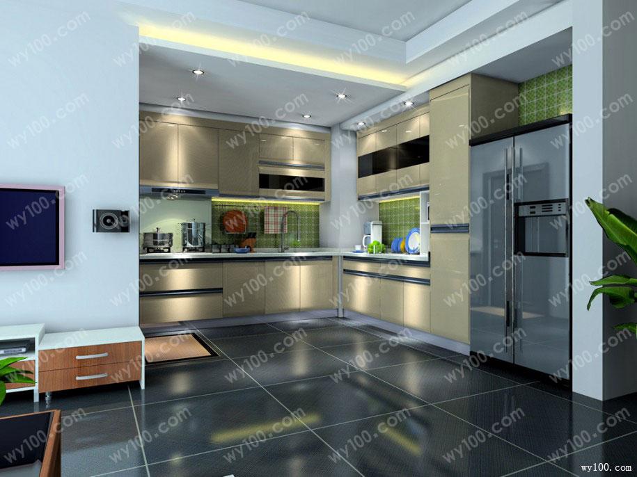 港式风格厨房的注意事项,细节不容忽视