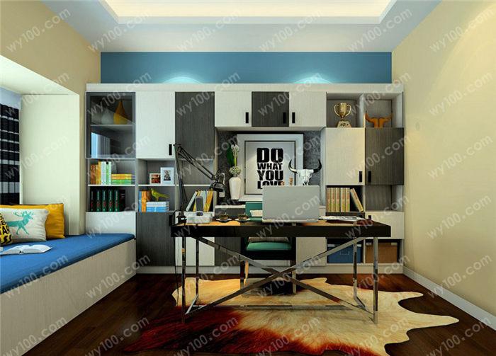 组合书柜选购技巧 - 维意定制家具网上商城