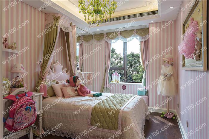 女生卧室装修设计选什么颜色 - 维意定制家具网上商城