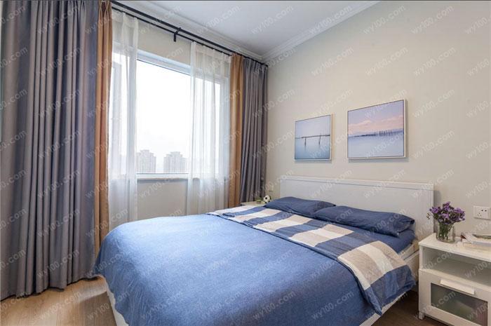 现代简约卧室设计说明 - 维意定制家具网上商城