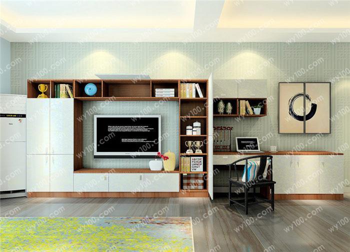 小户型新中式装修风格怎么搭配 - 维意定制家具网上商城