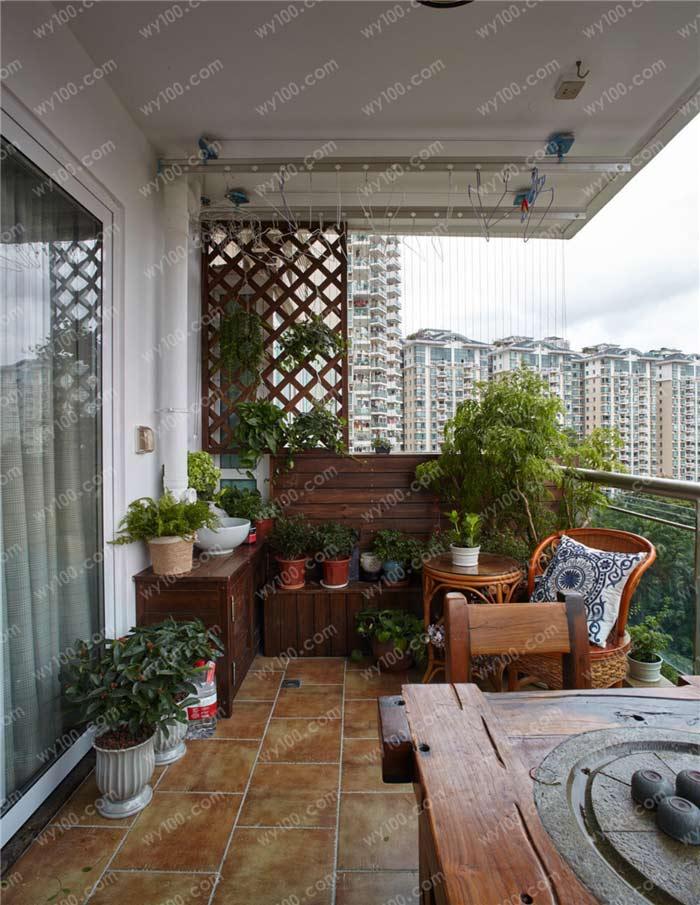 别墅阳台护栏选择什么材料 - 维意定制家具网上商城