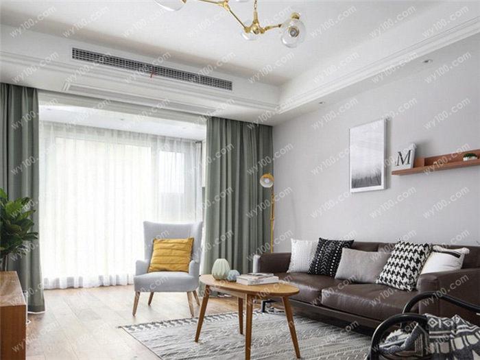 北欧风格装修案例 - 维意定制家具网上商城
