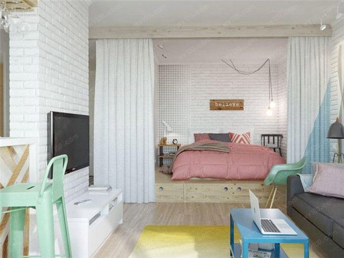 40平米小房子装修 - 维意定制家具网上商城