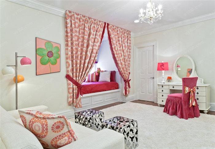 儿童房装修案例 - 维意定制家具网上商城