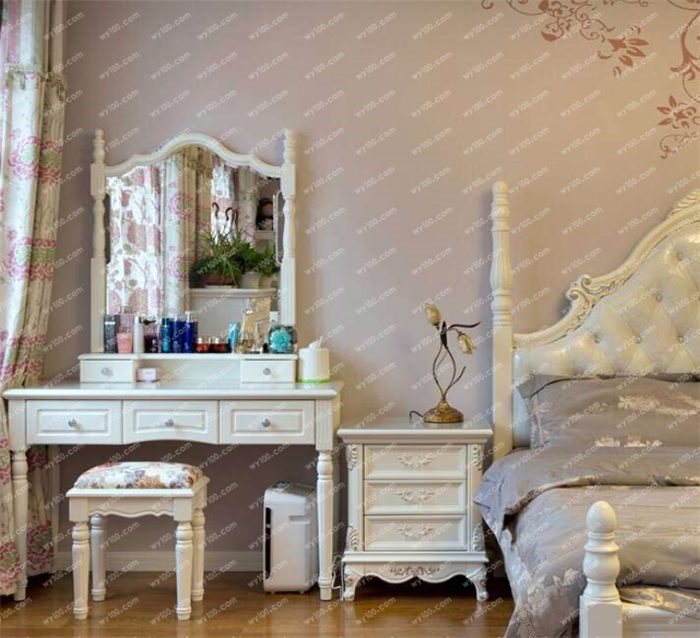 欧式梳妆台的选购技巧 - 维意定制家具网上商城
