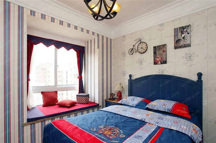 三室两厅美式装修 - 维意定制家具网上商城