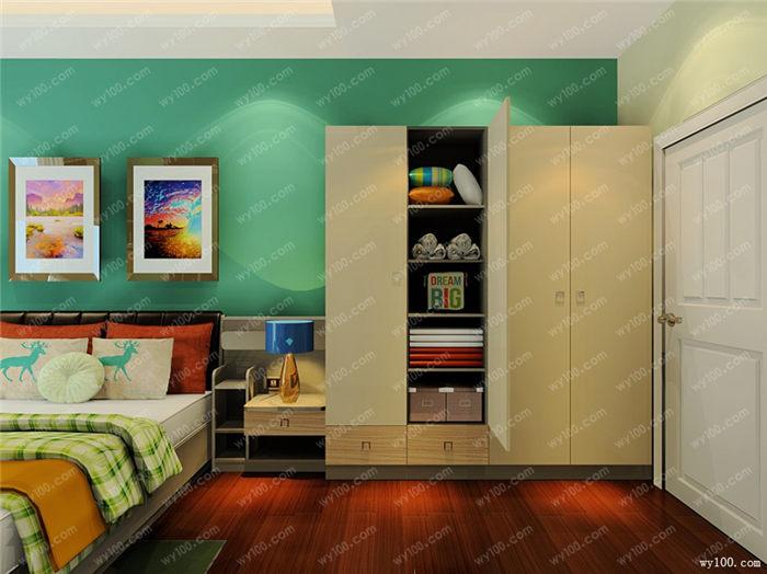 衣柜内部尺寸怎么划分 - 维意定制家具网上商城