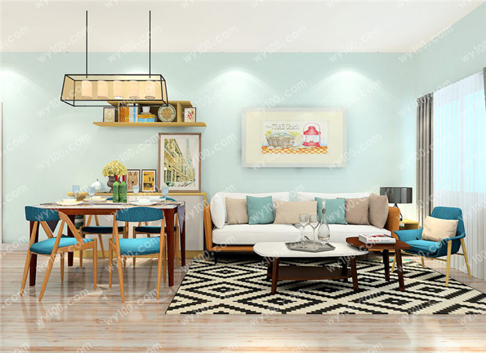 55平米小户型怎么装修 - 维意定制家具网上商城