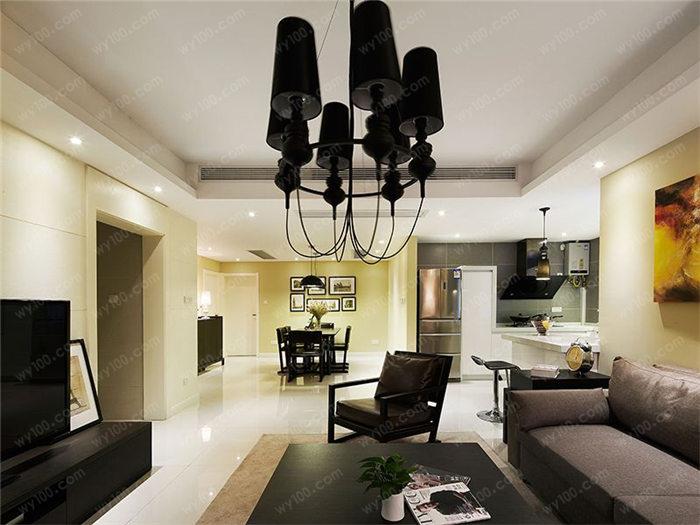 120平简约风格装修 - 维意定制家具网上商城