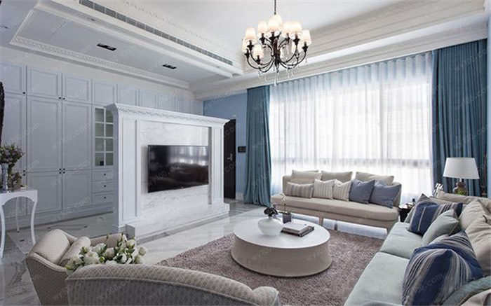 欧式风格装修设计 - 维意定制家具网上商城