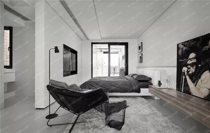 2018维意定制精选现代风格装修效果图  现代风格装修效果图中的客厅则