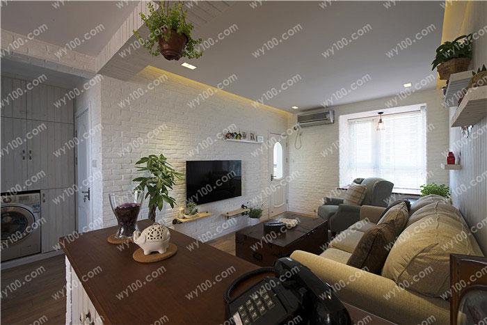如何打造简约电视背景墙 - 维意定制家具网上商城