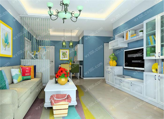 整体电视背景墙装修要点 - 维意定制家具网上商城