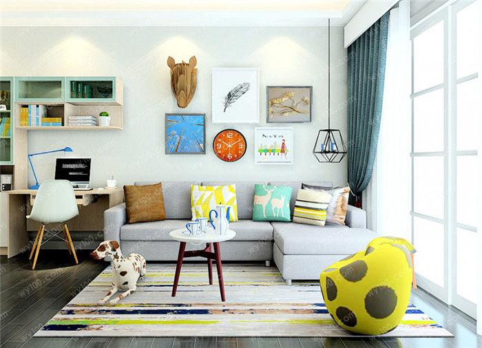 70平米小户型装修 - 维意定制家具网上商城