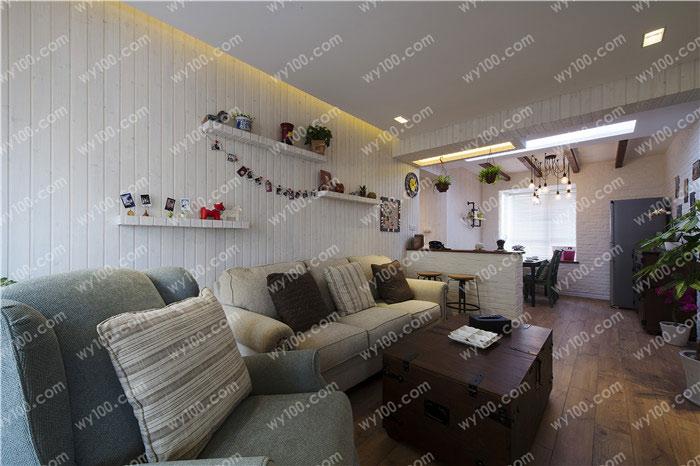 客厅采光不好如何装修 - 维意定制家具网上商城