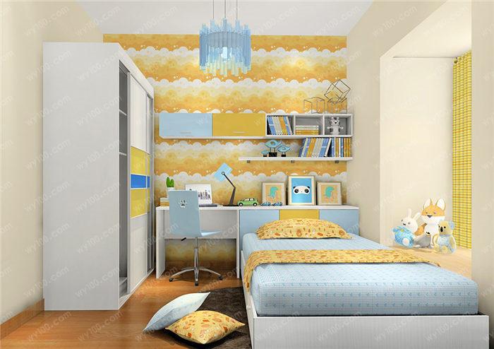 儿童衣柜选择要注意哪些 - 维意定制家具网上商城