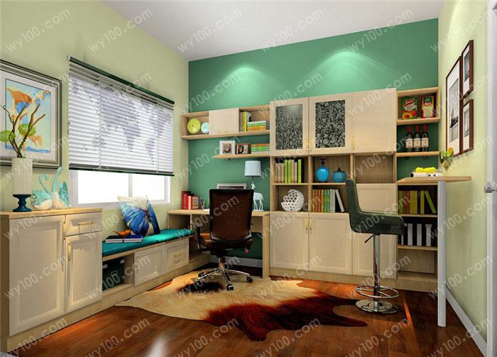 书房风水植物摆放禁忌 - 维意定制家具网上商城
