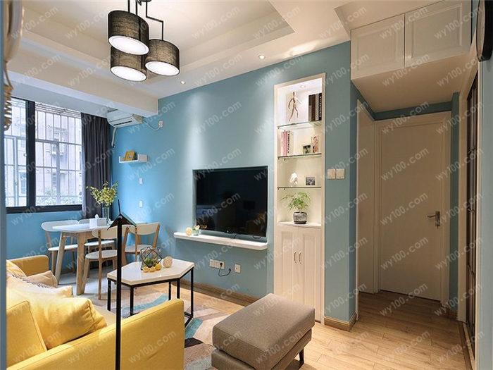 小户型60平米装修技巧 - 维意定制家具网上商城