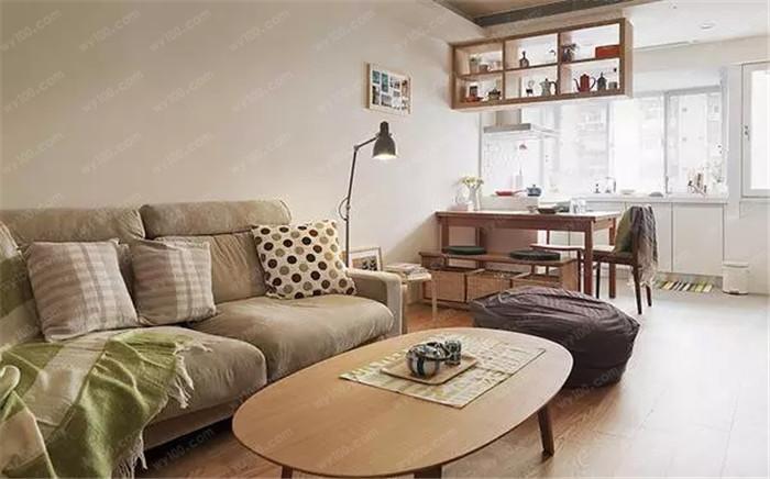 客厅有个拐角怎么处理 - 维意定制家具网上商城