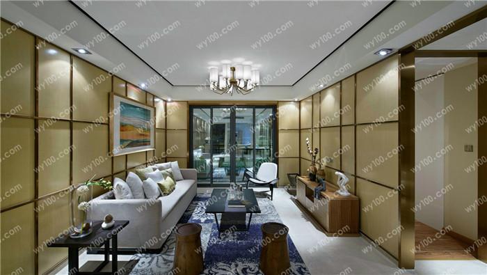 客厅隔断墙样式有哪些 - 维意定制家具网上商城