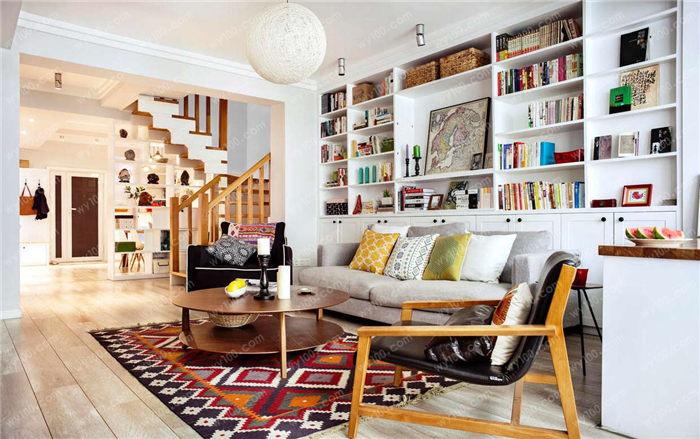 书房装修要点有哪些 - 维意定制家具网上商城