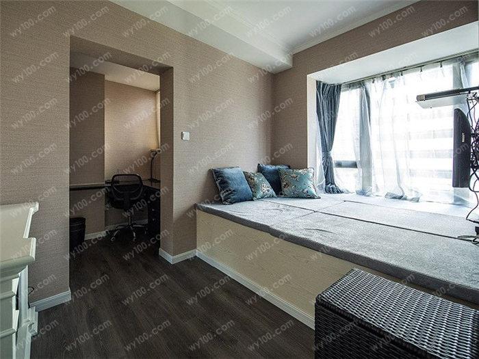98平米欧式装修 - 维意定制家具网上商城