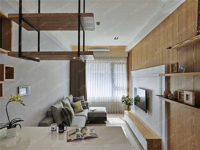 日式原木装修风格 - 维意定制家具网上商城