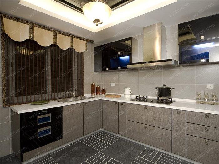 厨房墙砖地砖怎么选择 - 维意定制家具网上商城