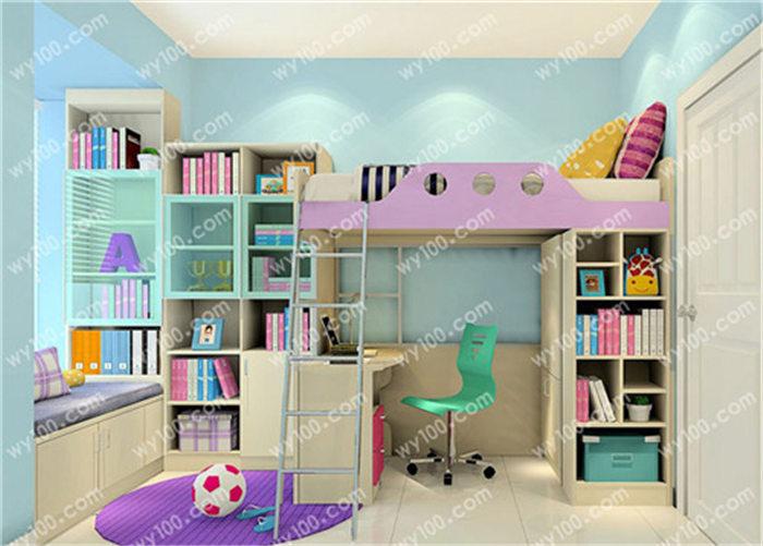 儿童书柜选购技巧 - 维意定制家具网上商城