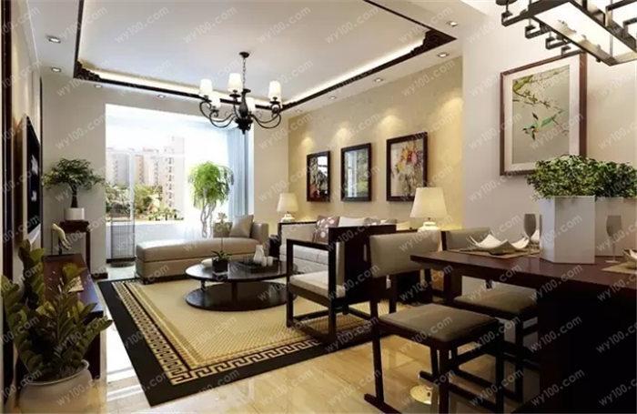 现代中式家具 - 维意定制家具网上商城
