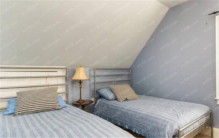 双人卧室装修案例 - 维意定制家具网上商城