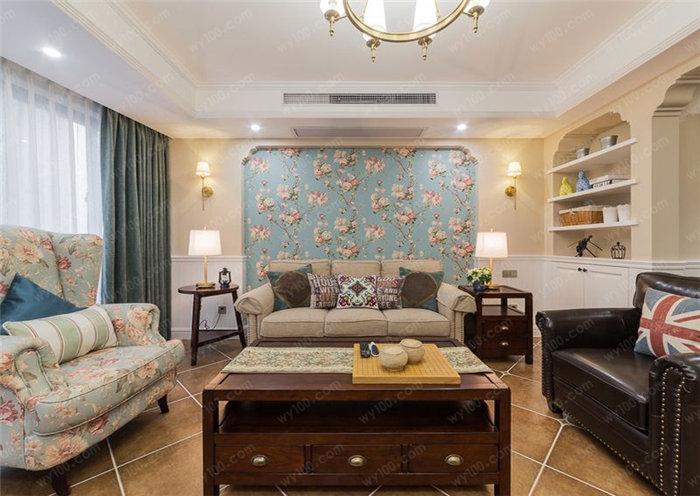 室内装修壁纸的利?#23376;心男?- 维意定制家具网上商城