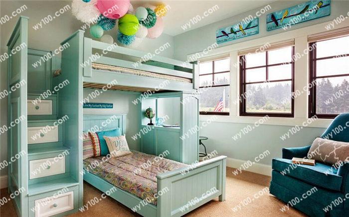 儿童高低床选购技巧 - 维意定制家具网上商城