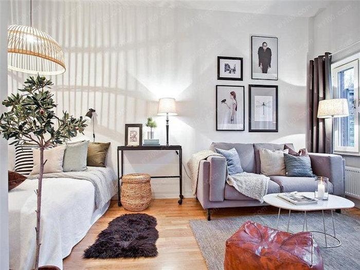 35平米小户型公寓装修 - 维意定制家具网上商城