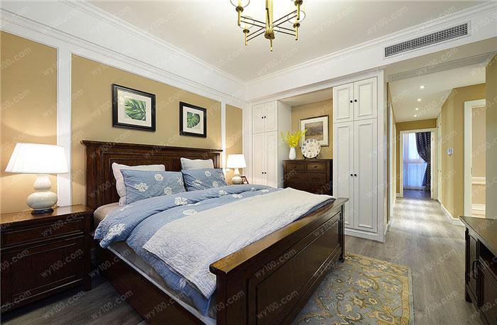 卧室床头挂什么风水画好 - 维意定制家具网上商城