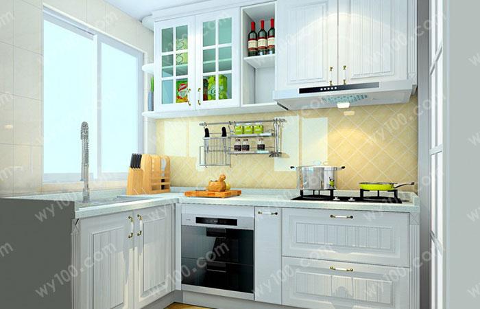 厨房灶台高度多少合适 - 维意定制家具网上商城