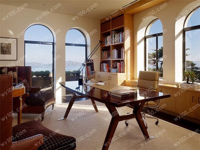 书房照明设计误区 - 维意定制家具网上商城