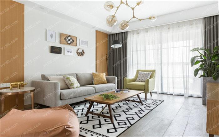 小客厅装修案例 - 维意定制家具网上商城
