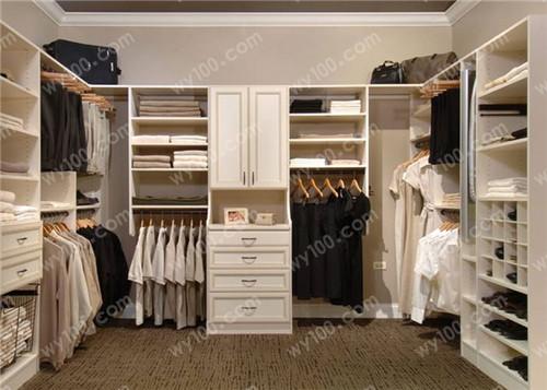 小户型卧室衣帽间怎么装修设计 - 维意定制家具网上商城