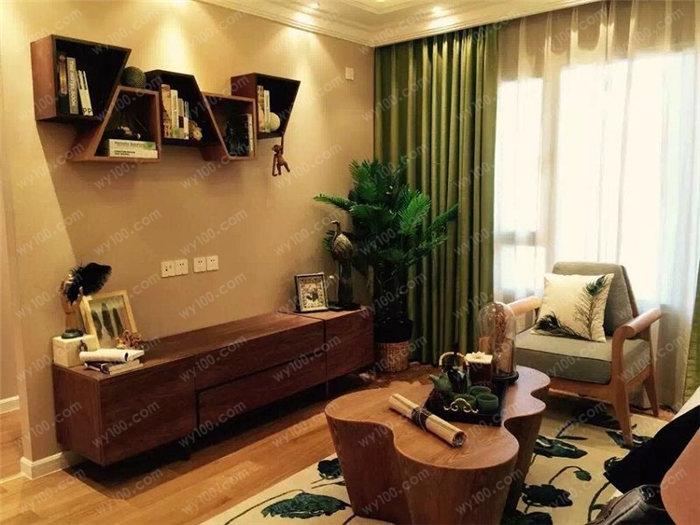 美式风格三居室 - 维意定制家具网上商城
