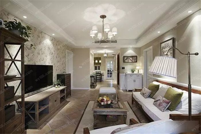 家居灯饰如何布置 - 维意定制家具网上商城
