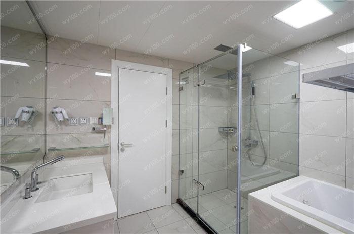卫生间淋浴房如何保养 - 维意定制家具网上商城