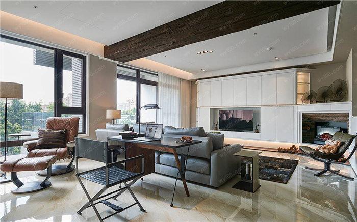 现代风格装修效果图 - 维意定制家具网上商城