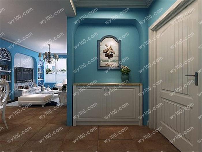 地中海风格客厅特点 - 维意定制家具网上商城