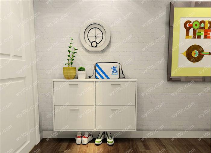 装饰玄关鞋柜应该注意的问题有哪些 - 维意定制家具网上商城