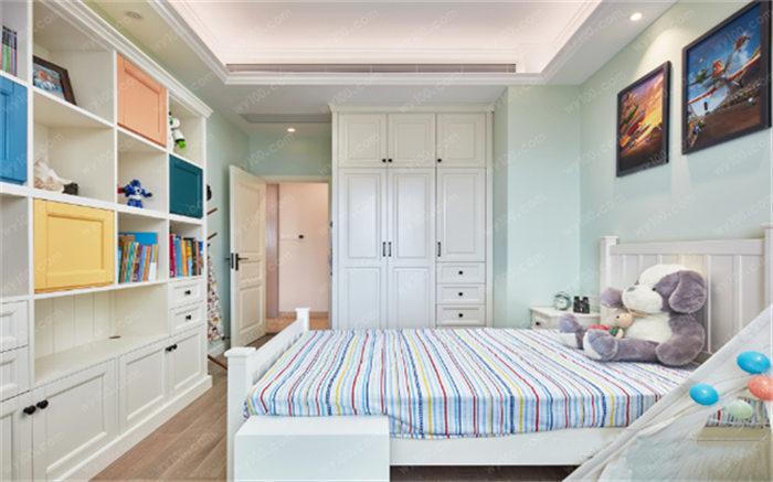 8平米小女孩卧室装修图 - 维意定制家具网上商城