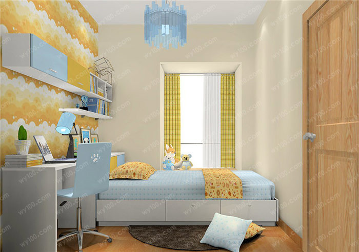 三居室儿童房 - 维意定制家具网上商城
