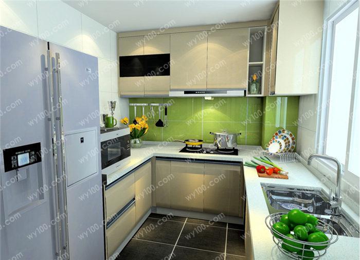 狭长型厨房怎么装修 - 维意定制家具网上商城